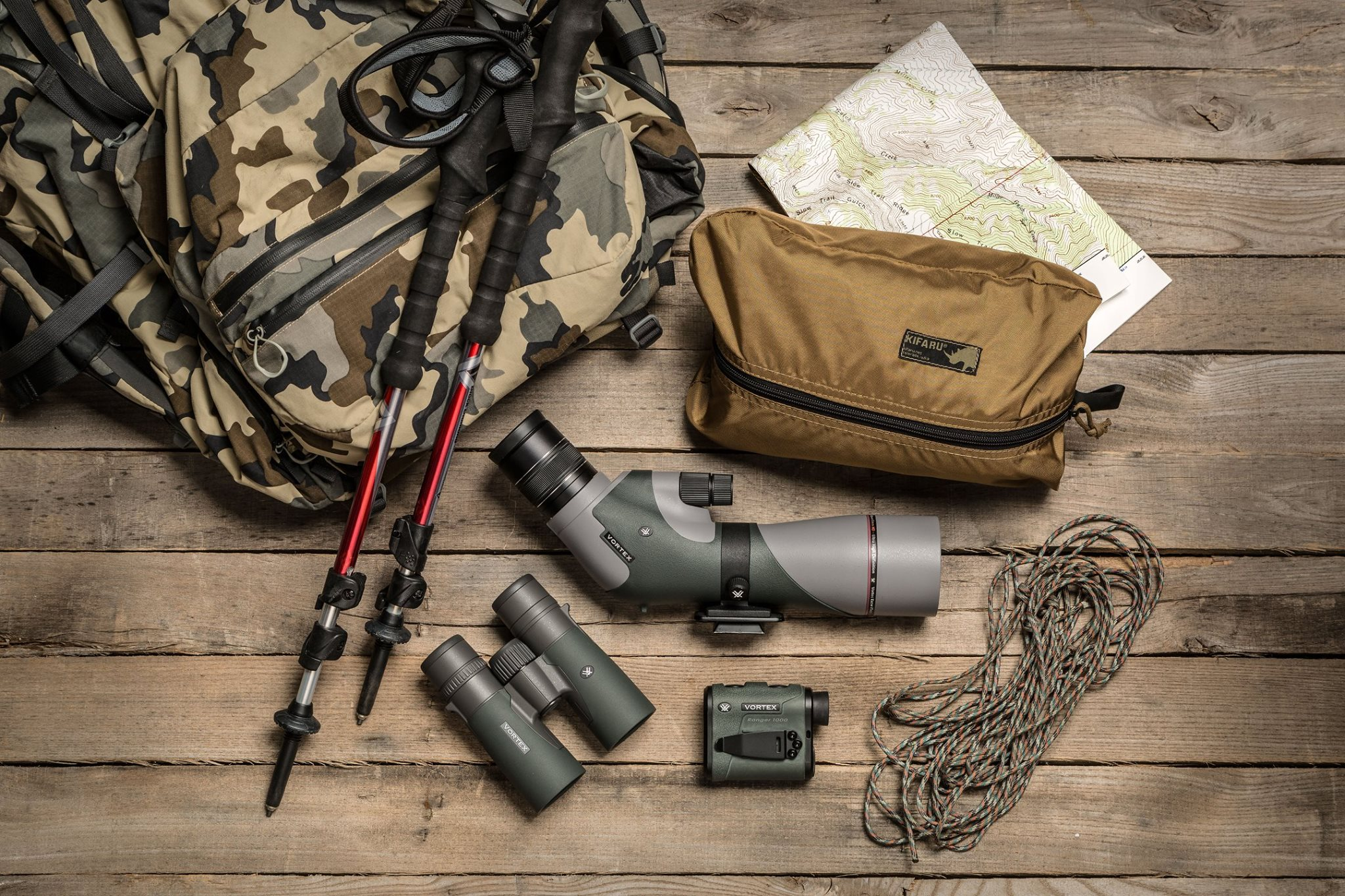 All The Essential Hunting Equipment